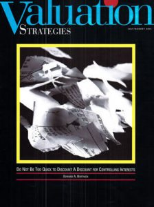Valuation Strategies Cover